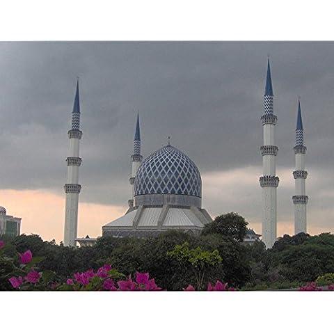 vinteja fotografia–sultan Salahuddin Abdul Aziz Shah Moschea