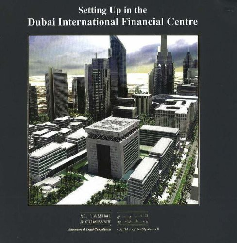 Setting Up in the Dubai International Financial Centre