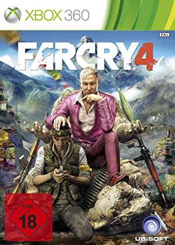 360 Xbox Jagd-video-spiele (Far Cry 4 - Standard Edition [Xbox 360])