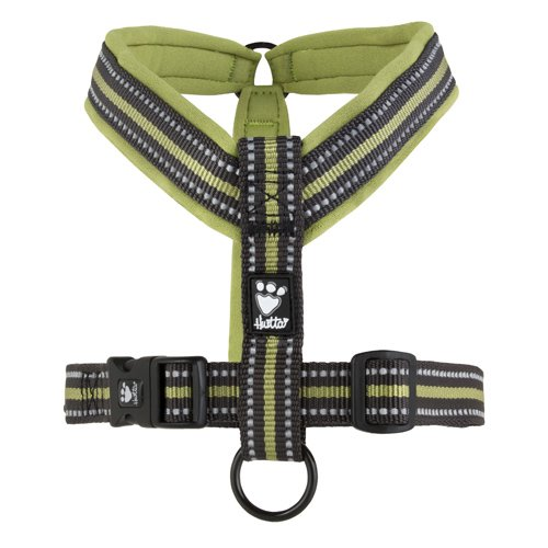 Pettorina Cane Hurtta Outdoor Y2 Verde Lime 100 cm