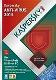 Kaspersky Anti-Virus 2013 – 1 Jahreslizenz
