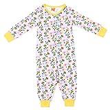 MINIONS, Mädchen Strampelanzug, Ganzkörper Schlafanzug, Onesie, Einteiler - 5-6 Jahre 116 cm