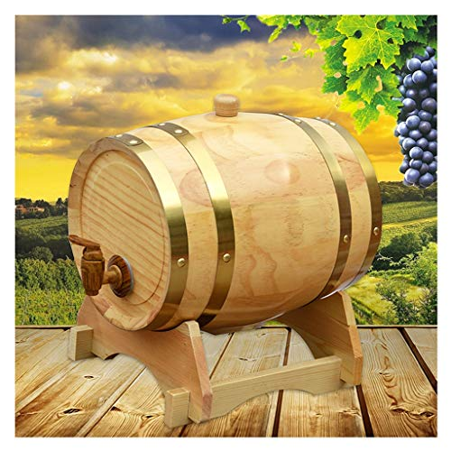 NACK 20L Oak Barrel, Vintage Sty...