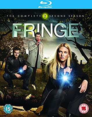 Fringe - Season 2 [Blu-ray] [UK Import]