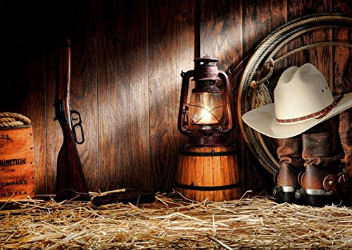 vintage-west-cowboy-style-photography-backdrop-hat-boots-wood-wall-straw-floor-background-for-photo-