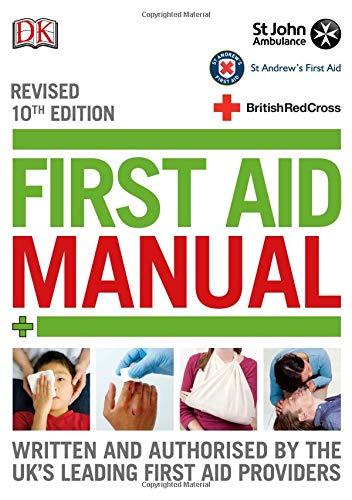 First Aid Manual por DK