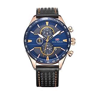 groe-blaue-Gesicht-Herren-Quarzuhr-Rosgold-business-casual-klassisch-trendy-schn-khl-beliebter-schwarzer-Quarz-mit-drei-Sub-Zifferbltter-Kalenderfenster-beobachten