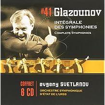 Glazunov:Complete Symphonies