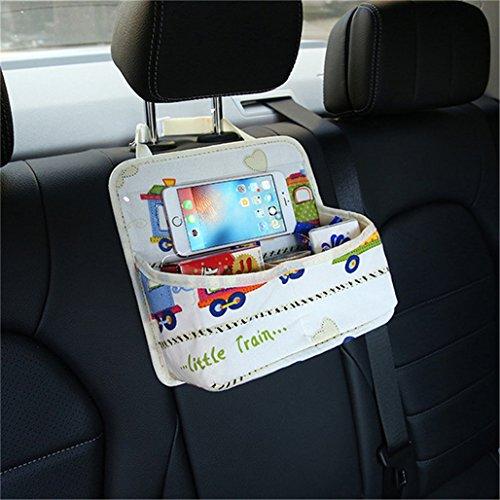LnLyin Auto Carrier Back Bag Back Case Holder Hanging Bag cm 1#
