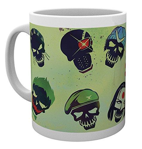 GB eye LTD, Suicide Squad, Skulls, Tazza de ceramica