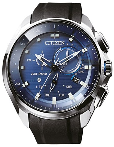 CITIZEN Eco-Drive Bluetooth Herren Armbanduhr BZ1020-14L