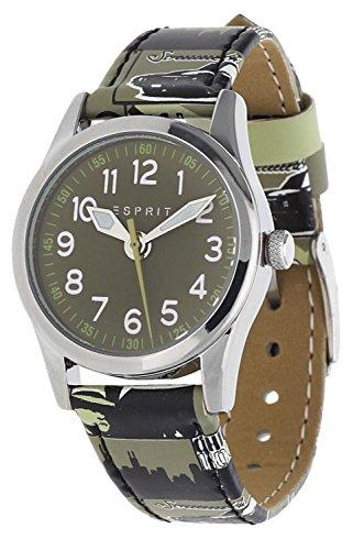 Esprit Unisex Watch green ES103444016