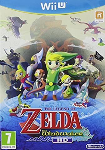 The Legend Of Zelda : The Wind Waker Hd [import europe]