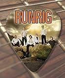 Runrig Premium Guitar Pick x 5