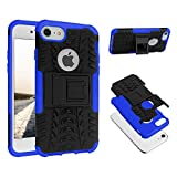 ECENCE Apple iPhone 7/8 Hybrid Outdoor custodia Prottetivo Caso Cover Silicone Bumper 22030403