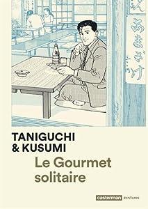 Le Gourmet Solitaire Réédition One-shot