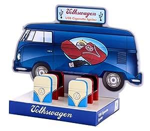 VW Volkswagen Briquet USB allume-cigare avec câble USB de charge et boîte cadeau Écran 6pièces. [Livraison par Débit umany®]