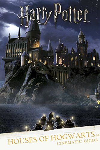 Harry Potter houses of Hogwarts.