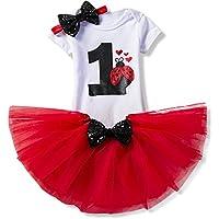 Suchergebnis auf f r rotes kleid baby - Rotes kleid amazon ...