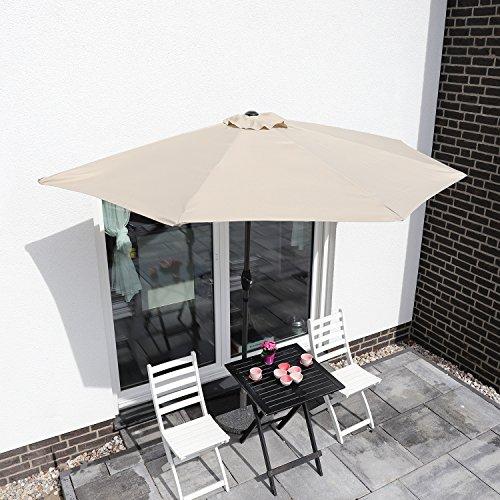 sonnenschirm terrasse Test 2018 Anleitung Produkt Vergleich + Video ...