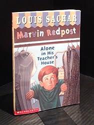 Alone in His Teacher's House (Marvin Redpost) [Taschenbuch] by Louis Sachar