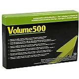 Volume500 Tabletten für mehr Sperma - Mittel für mehr Sperma, mehr Spermavolumen und besseren Spermageschmack (1 Packung Volume500)