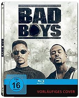 Bad Boys - Harte Jungs - Steelbook [Blu-ray] [Deluxe Edition] [Deluxe Edition]
