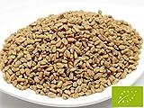 pikantum Bio Bockshornklee | 500g | Keimsaat für Sprossen | 99,9% Reinheit