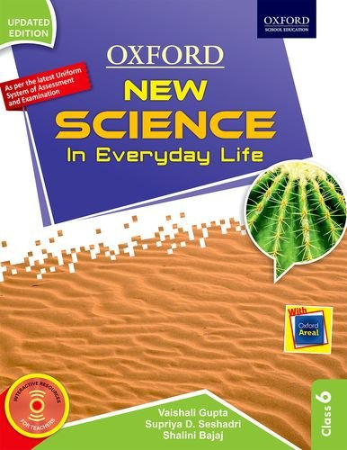 New Science in Everyday Life BK 6_ED18 [Paperback] [Jan 01, 2017] V. GUPTA, S. SESHADRI, S. BAJAJ