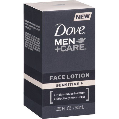 Dove Men + Care Sensitive Face Lotion 1.7 Oz by Dove -
