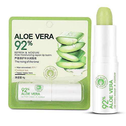 4g Extracto Aloe Hidratante Nutritivo Bálsamo Labial