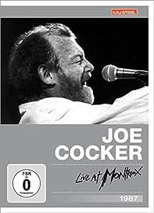 Joe Cocker - Live at Montreux 1987 (Kulturspiegel Edition, 2 Discs)