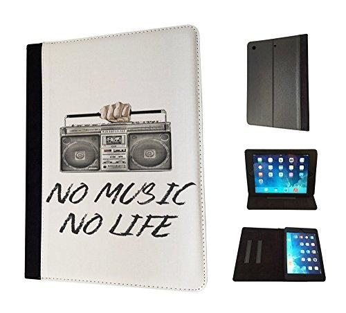 Aztec Music Box (1889 - Cool No Music No Life Boom Box Music Hip Hop Dance Rap Rave House Garage Design Apple ipad Pro 9.7