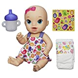 #10: Baby Alive Sips 'N Cuddles Doll Baby Birdy Dress, Multi Color