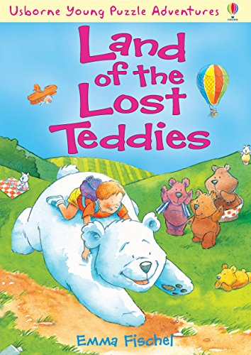 Land of the Lost Teddies: For tablet devices