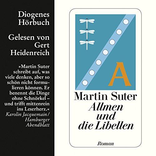 Buchseite und Rezensionen zu 'Allmen und die Libellen: Allmen 1' von Martin Suter