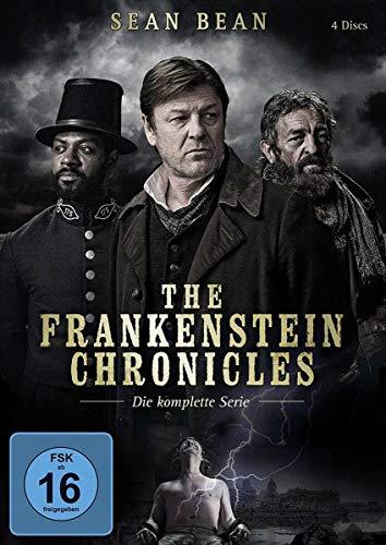 The Frankenstein Chronicles - Die komplette Serie [4 DVDs]