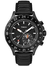 952abe9f8403 Reloj Timex TW2R39900 Negro Acero 316 L Hombre