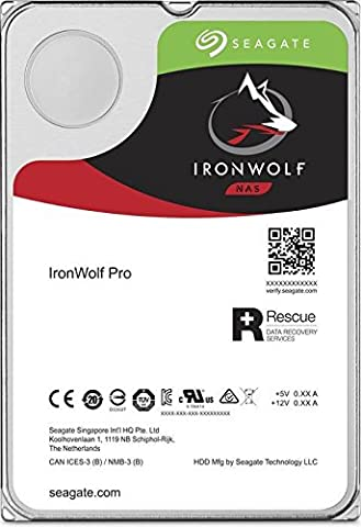 Seagate IronWolf Pro 4TB 3.5 inch Internal Hard Drive for