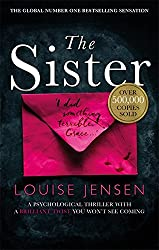 The Sister: A psychological thriller with a brilliant twist you won't see coming