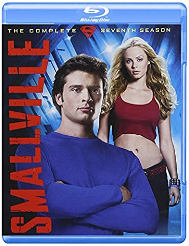 Smallville: Complete Seventh Season [Blu-ray] [Import anglais]