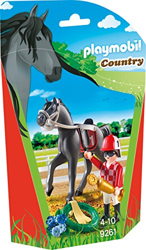 playmobil-9261-jockey