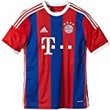 adidas Jungen Spieler-Trikot FC Bayern München Replica Heim