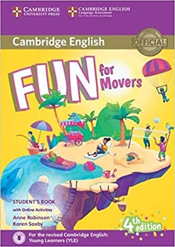 Fun for Movers Student's Book with Online