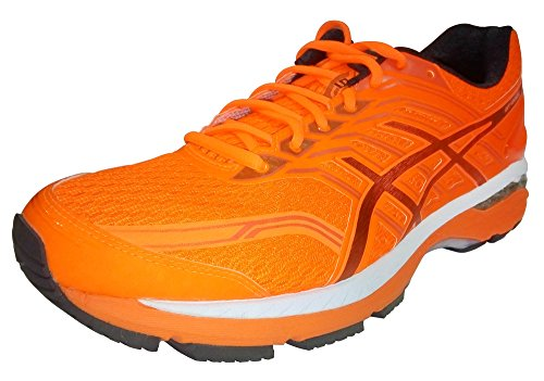 Asics Hombre Gt 2000-5 zapatillas para correr naranja Size: 44 EU