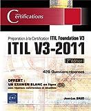 Image de ITIL V3-2011 - Préparation à la certification ITIL Foundation V3 (2ème édition)