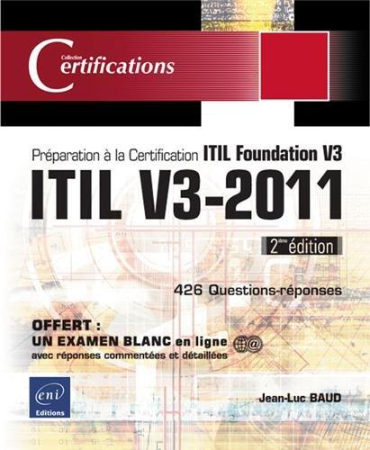 ITIL V3-2011 - Préparation à la certif...