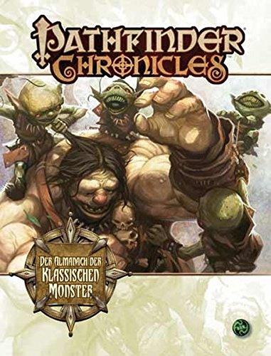 Almanach der klassischen Monster: Pathfinder Quellenbuch (Plasma-füße)