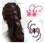 cuhair(TM) 10 Stück Frauen Mädchen Haarspange Haarnadeln Haarklammer Haarschmuck
