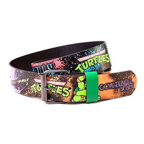 teenage-mutant-ninja-turtles-belt-graffiti-size-s-bioworld-belts-buckles